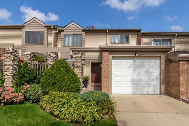 206 W Fairmont Place, Mount Prospect, IL 60056 (MLS #10525777) :: Littlefield Group