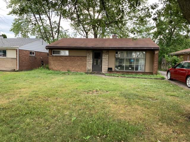 1490 Burnham Avenue, Calumet City, IL 60409 (MLS #10525851) :: Angela Walker Homes Real Estate Group