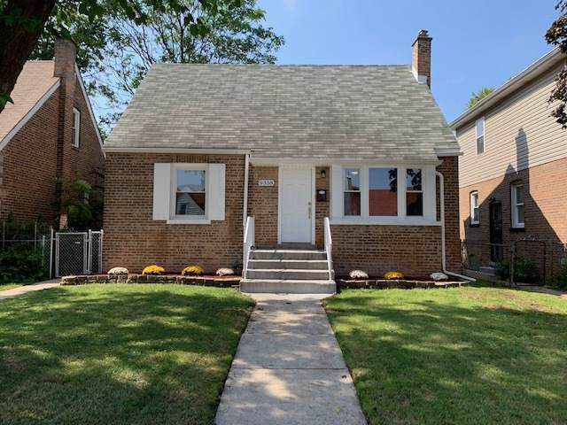 9338 S Peoria Street, Chicago, IL 60620 (MLS #10526307) :: Janet Jurich Realty Group