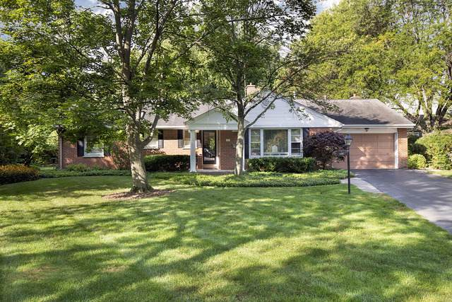 1439 Kenilworth Lane, Glenview, IL 60025 (MLS #10526418) :: Ryan Dallas Real Estate