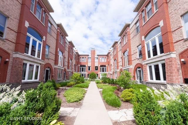 235 S Marion Street K, Oak Park, IL 60302 (MLS #10526437) :: Janet Jurich Realty Group