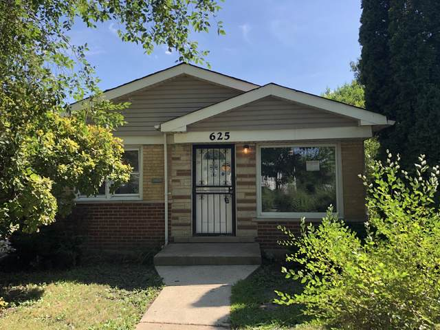 625 E 155TH Street, Phoenix, IL 60426 (MLS #10526492) :: Janet Jurich Realty Group