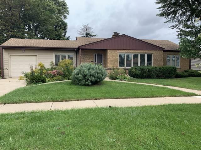 5826 Carol Avenue, Morton Grove, IL 60053 (MLS #10526508) :: Janet Jurich Realty Group