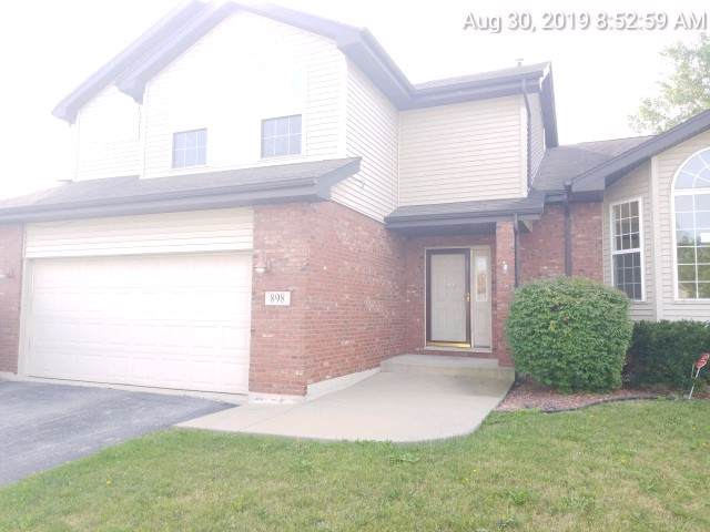 898 Mary Byrne Drive, Sauk Village, IL 60411 (MLS #10526522) :: Baz Realty Network | Keller Williams Elite