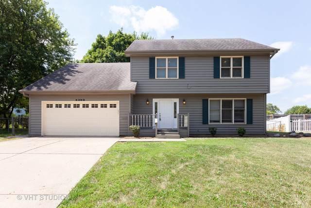 2390 Taliesin Drive, Aurora, IL 60506 (MLS #10526766) :: Property Consultants Realty