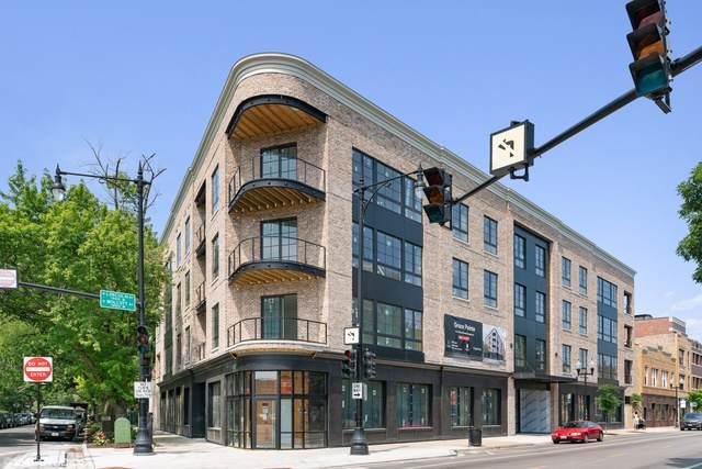 3808 N Lincoln Avenue #404, Chicago, IL 60613 (MLS #10526851) :: The Mattz Mega Group