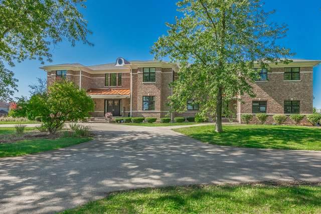 16100 Parker Road, Homer Glen, IL 60491 (MLS #10527650) :: Touchstone Group