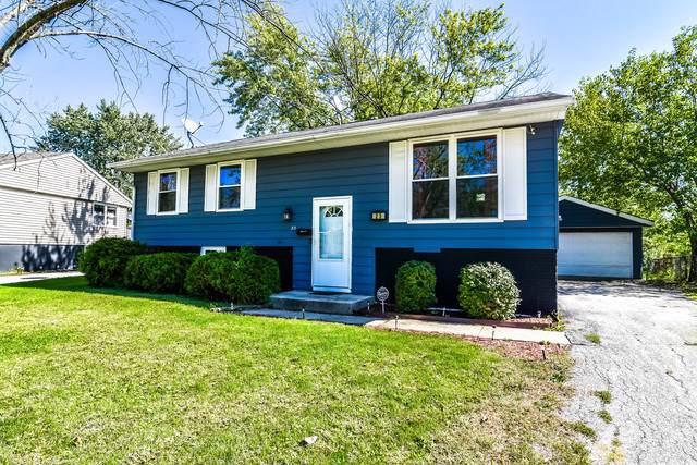 25 N Chestnut Lane, Glenwood, IL 60425 (MLS #10527710) :: The Mattz Mega Group