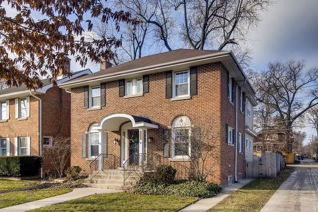 2544 Cowper Avenue, Evanston, IL 60201 (MLS #10527974) :: Ryan Dallas Real Estate