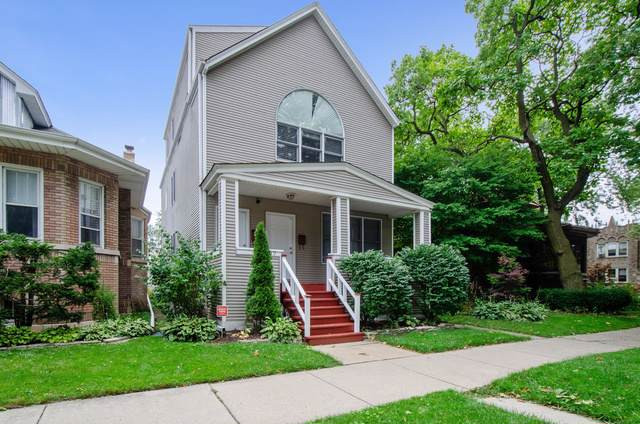 5707 N Rockwell Street, Chicago, IL 60659 (MLS #10528248) :: Property Consultants Realty