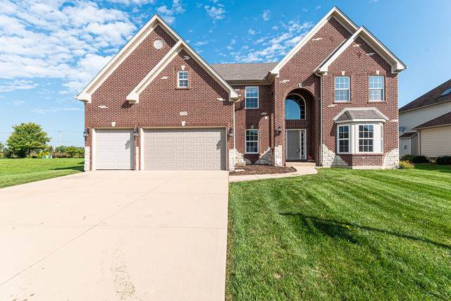 25742 Meadowland Circle, Plainfield, IL 60585 (MLS #10528315) :: Berkshire Hathaway HomeServices Snyder Real Estate