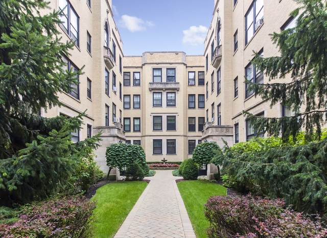 3606 N Pine Grove Avenue 1J, Chicago, IL 60613 (MLS #10528663) :: Property Consultants Realty