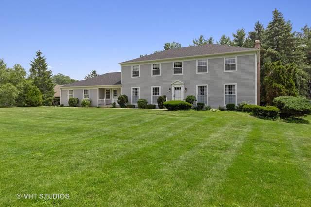 1467 Turkey Trail, Inverness, IL 60067 (MLS #10529152) :: The Perotti Group | Compass Real Estate