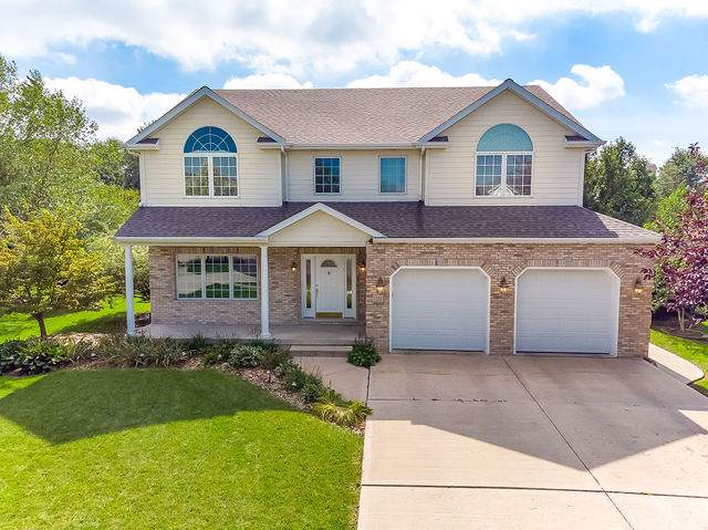 1123 Callaway Drive, Shorewood, IL 60404 (MLS #10529939) :: The Wexler Group at Keller Williams Preferred Realty