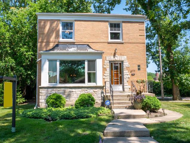 6111 N Springfield Avenue, Chicago, IL 60659 (MLS #10530024) :: Property Consultants Realty