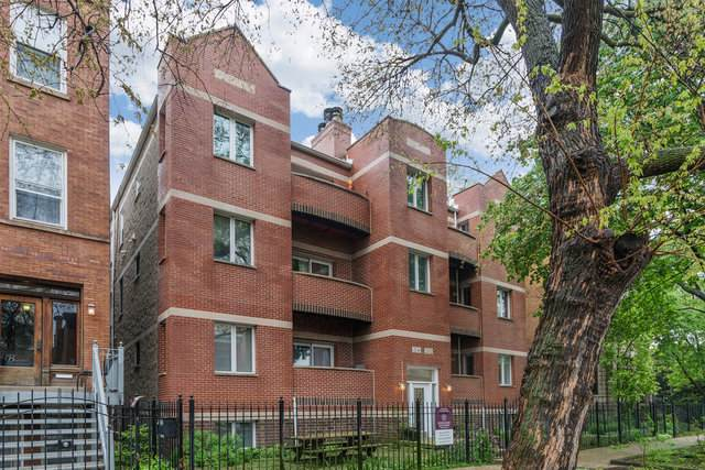 2136 W Evergreen Avenue 3A, Chicago, IL 60622 (MLS #10530353) :: Touchstone Group