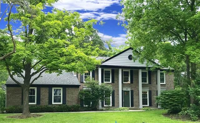 38 Berkshire Lane, Lincolnshire, IL 60069 (MLS #10530526) :: Helen Oliveri Real Estate