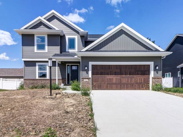 2010 Kinley Drive, Mahomet, IL 61853 (MLS #10530981) :: Property Consultants Realty
