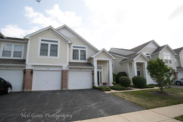 969 Huntington Drive #969, Elk Grove Village, IL 60007 (MLS #10531242) :: Property Consultants Realty