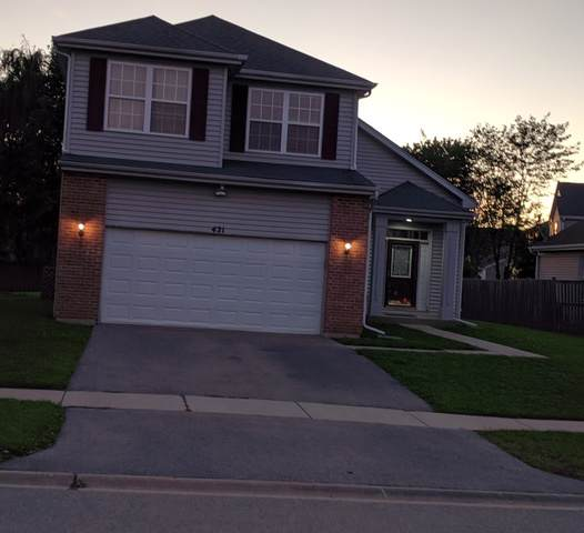 421 Glenrose Lane, Lake In The Hills, IL 60156 (MLS #10531273) :: Suburban Life Realty
