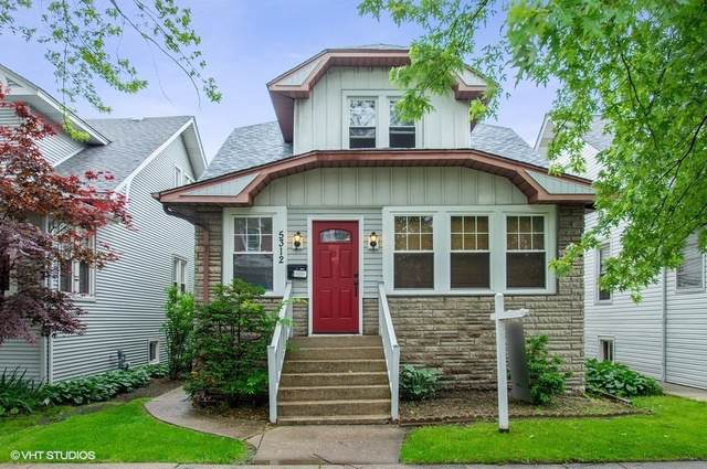 5312 W Newport Avenue, Chicago, IL 60641 (MLS #10531629) :: Property Consultants Realty