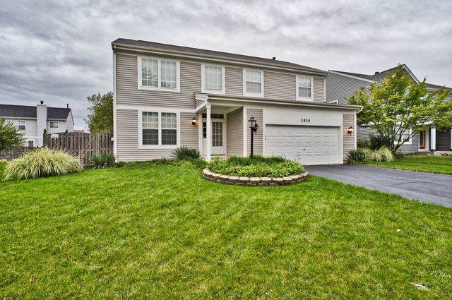 1514 Millstone Lane, Gurnee, IL 60031 (MLS #10532368) :: Angela Walker Homes Real Estate Group