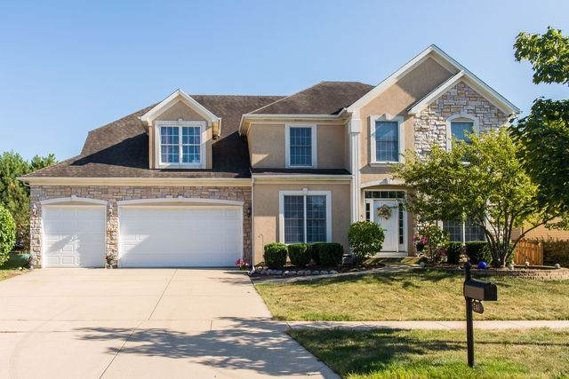 741 Cole Drive, South Elgin, IL 60177 (MLS #10532782) :: Angela Walker Homes Real Estate Group