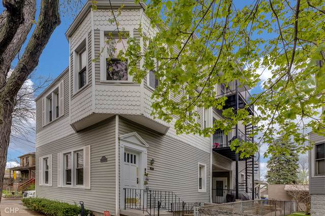 4109 N Lowell Avenue 1R, Chicago, IL 60641 (MLS #10533151) :: Property Consultants Realty