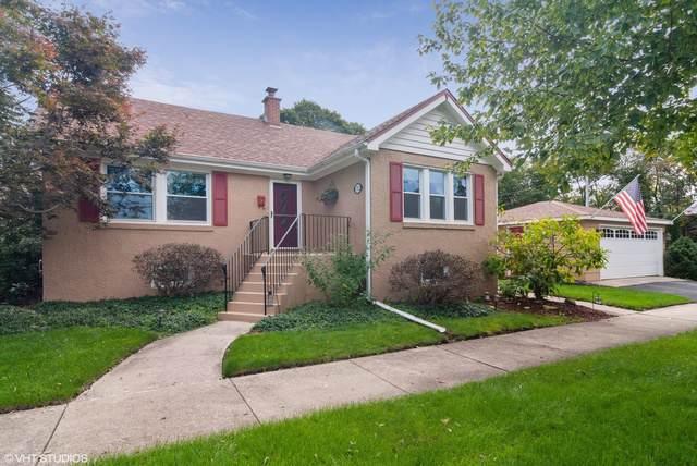 152 W 5th Avenue, Naperville, IL 60563 (MLS #10533298) :: Baz Realty Network | Keller Williams Elite