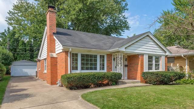 506 S Ashland Avenue, La Grange, IL 60525 (MLS #10533331) :: Helen Oliveri Real Estate
