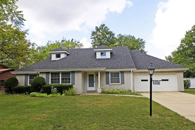 1714 Silverpine Drive, Northbrook, IL 60062 (MLS #10533482) :: Berkshire Hathaway HomeServices Snyder Real Estate