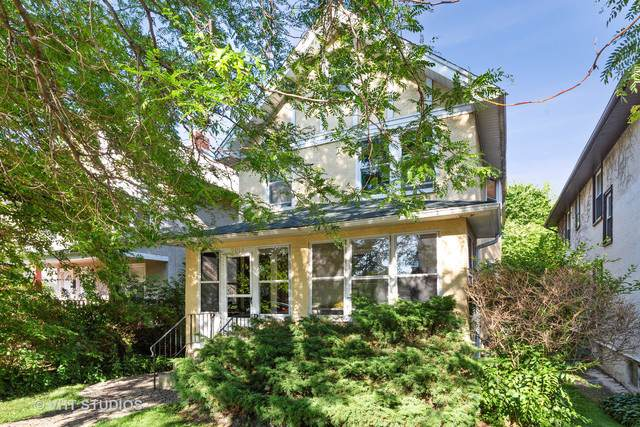 2019 Ridge Avenue, Evanston, IL 60201 (MLS #10533512) :: Baz Realty Network | Keller Williams Elite