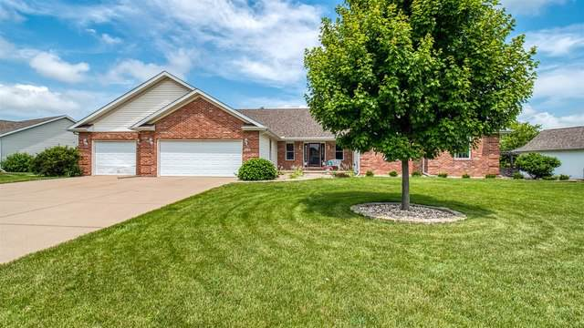 612 Whispering Pines Cc Lane, Normal, IL 61761 (MLS #10533560) :: Jacqui Miller Homes