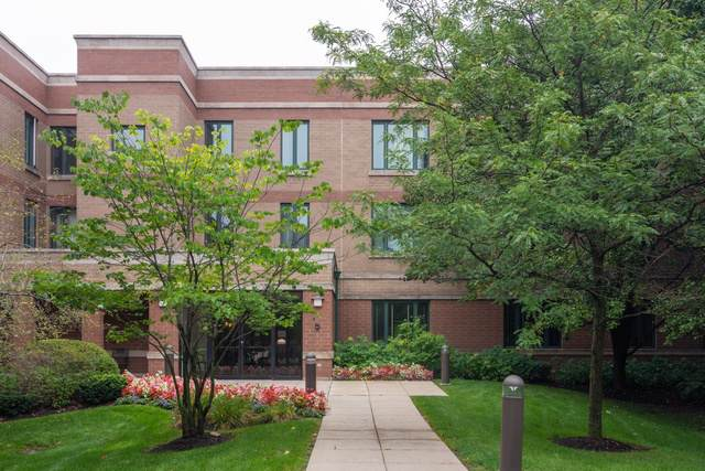 891 Central Avenue #104, Highland Park, IL 60035 (MLS #10534416) :: The Wexler Group at Keller Williams Preferred Realty