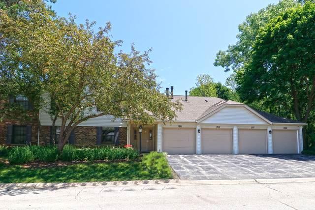1313 Stratford Drive #1313, Gurnee, IL 60031 (MLS #10534562) :: Suburban Life Realty