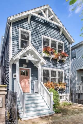 2128 W Fletcher Street, Chicago, IL 60618 (MLS #10534719) :: John Lyons Real Estate