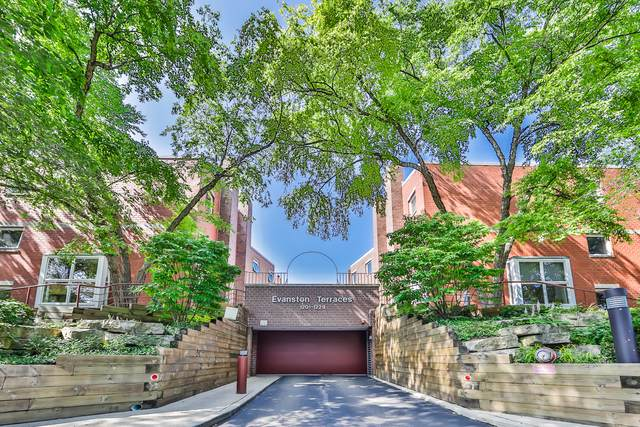 1213 Central Street B, Evanston, IL 60201 (MLS #10534738) :: Baz Realty Network | Keller Williams Elite
