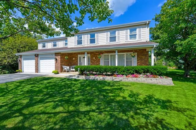 101 Tudor Drive, Barrington, IL 60010 (MLS #10534747) :: Angela Walker Homes Real Estate Group