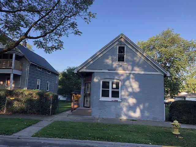 12524 S Wood Street, Calumet Park, IL 60827 (MLS #10534865) :: Property Consultants Realty