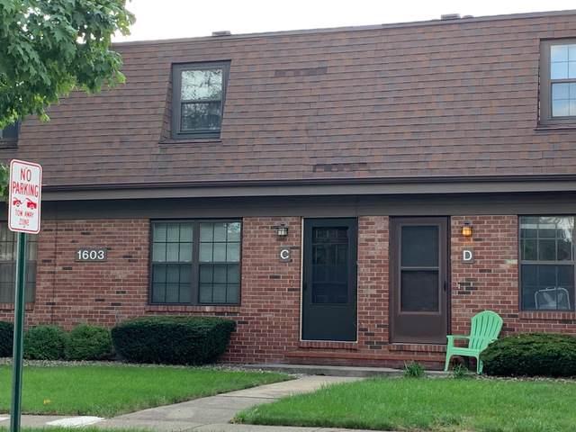 1603 Lyndhurst Drive C, Savoy, IL 61874 (MLS #10534902) :: Ryan Dallas Real Estate