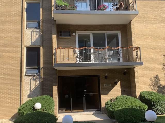 10109 S Cicero Avenue #305, Oak Lawn, IL 60453 (MLS #10534989) :: Property Consultants Realty