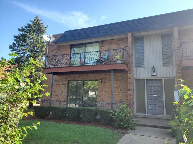 609 N Carroll Parkway #104, Glenwood, IL 60425 (MLS #10534993) :: The Mattz Mega Group
