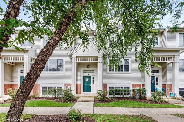 56 New Haven Drive #56, Cary, IL 60013 (MLS #10535154) :: Property Consultants Realty