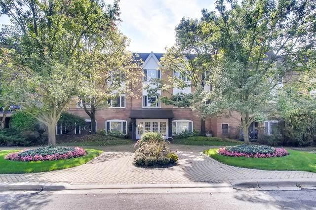 207 Rivershire Lane #306, Lincolnshire, IL 60069 (MLS #10535191) :: Helen Oliveri Real Estate
