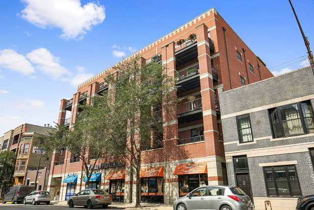 2222 W Belmont Avenue #504, Chicago, IL 60618 (MLS #10535872) :: Touchstone Group