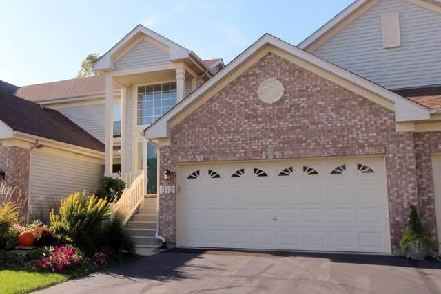 312 Lake Gillilan Way #312, Algonquin, IL 60102 (MLS #10536232) :: Suburban Life Realty