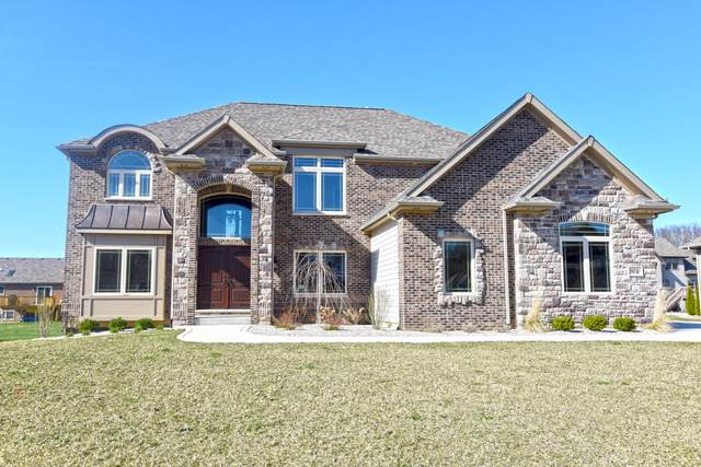 9150 Doubletree North Drive, Crown Point, IN 46307 (MLS #10536375) :: Littlefield Group