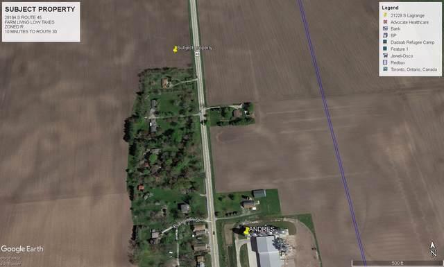 28184 S Lagrange Road, Peotone, IL 60468 (MLS #10536542) :: John Lyons Real Estate