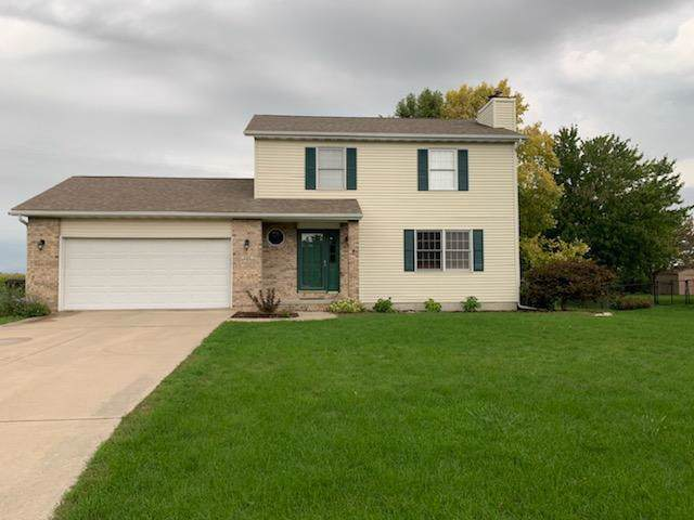 504 Valentine Court, Hudson, IL 61748 (MLS #10536616) :: Touchstone Group