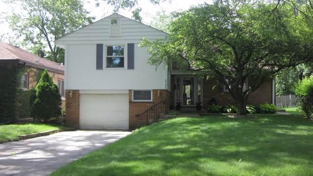 2106 Evans Road, Flossmoor, IL 60422 (MLS #10536633) :: The Mattz Mega Group